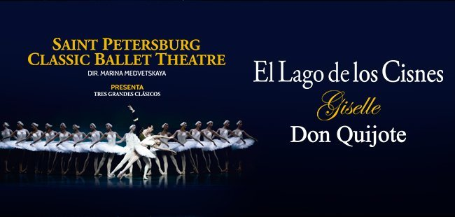 BALLET DE SAINT PETERSBURG